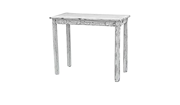 Mesa Alta Masaccio YF30221 – única, Color Blanco Roto: Amazon.es ...