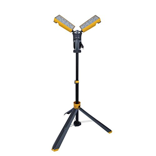 Utilitech 7000-Lumen LED Stand Work Light