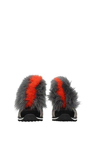 Pierre Hardy Sneakers Kvinder - Ruskind (gs01calfhairy) Eu Flerfarvet TwyJAMF
