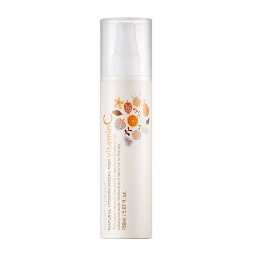 [Nature Republic] Natural Vitamin Facial Mist Vitamin C 150ml