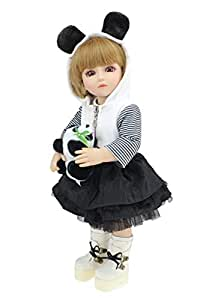 NPK Simulation Doll Exquisite Gift Girl Toy Dolls
