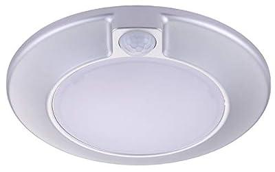 Cloudy Bay 6.5 inch LED Flush Mount Motion Ssensor Ceiling Light