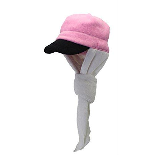 MASTER mediana sombreros Kit J winter Bufanda integrado A palo calentito de señoras edad hat Navidad gorro Hat Halloween beanie zq0rzw
