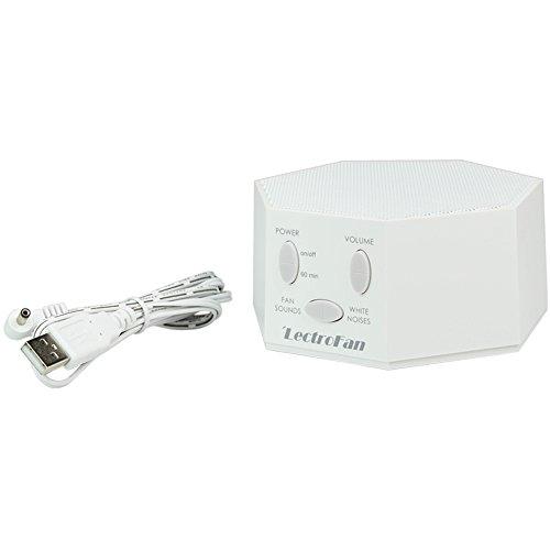 Lectrofan Global Power Edition High Fidelity White Noise