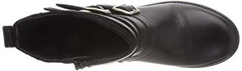 Damen Tamaris 31 Biker Boots 25498 gBfPBzq