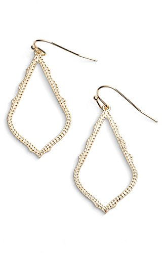 Kendra Scott Signature Sophia Drop Gold Earrings