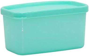 Para frutas y verduras Caja de plástico rectangular refrigerador sellado congelado Caja de fruta fresca (Color : 3): Amazon.es: Hogar