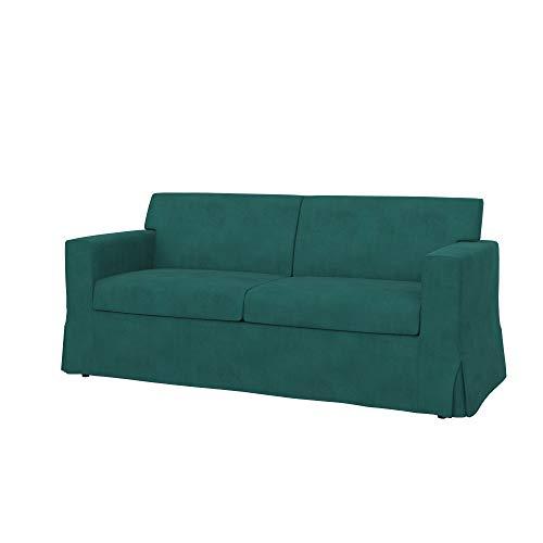Soferia - Funda de Repuesto para sofá IKEA SANDBY de 3 ...