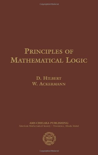 Principles of Mathematical Logic