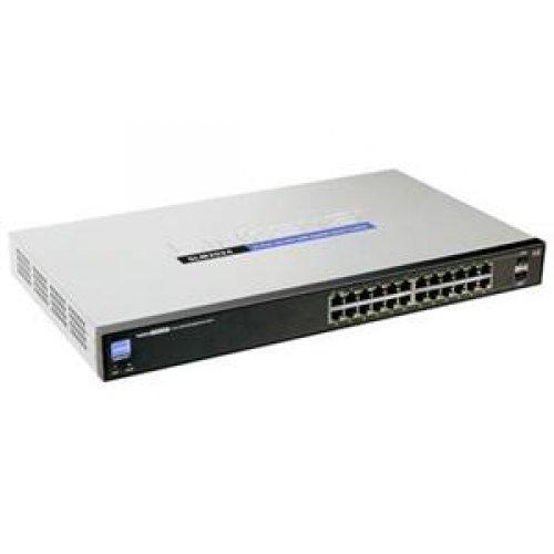 CISCO SG200-26P SLM2024PT-NA 26PORT / SLM2024PT-NA /