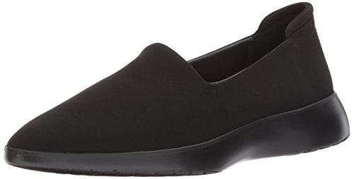 Taryn Rose Women's Darla Loafer Flat, Black, 9 M (Darla Rose)