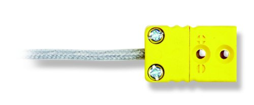 - Cooper-Atkins Kevlar 10051-K Silicone Jacketed Reinforced Extension Thermocouple Cable, K Type, 25 feet Length