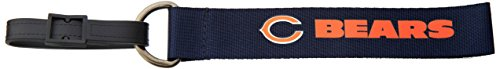 NFL Chicago Bears Luggage ID Tag, Blue, 9