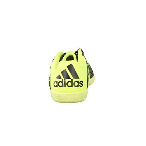 Adidas X 15,4 M Herre Indendørs Fodboldstøvler Lima / Neger / Azul B32941