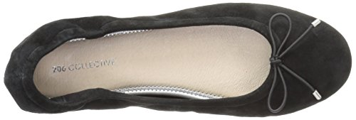 206 Collective Women's Madison Ballet Flat, Black, 7 C/D US by 206 Collective (Image #8)