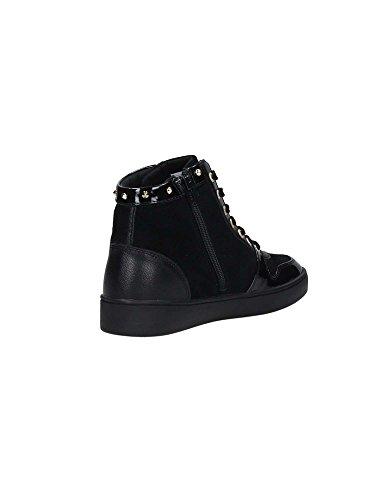 Guess Zapatillas Negro Sue12 Mujer 37 Flgen3 Talla HwZHrWzq