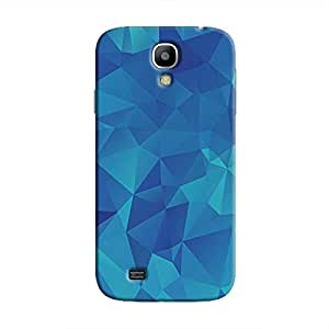 Cover It Up - Uneven Pixels Galaxy S4Hard Case