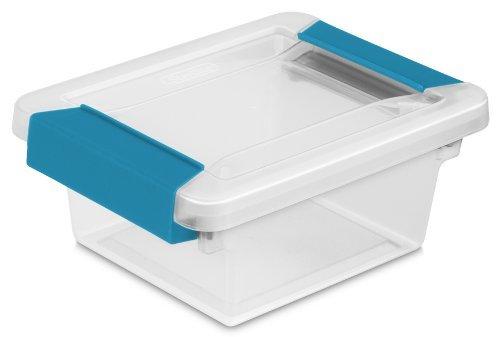 Box Clip Mini Clear