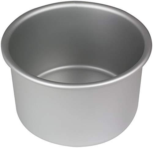 PME RND064 Round Seamless Professional Baking Pan, 6