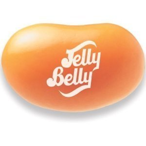 ORANGE SHERBET Jelly Belly Beans ~ 4 Pounds