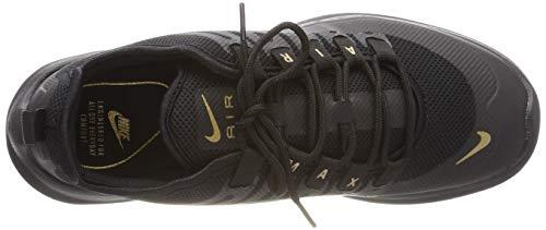 metallic Entrenamiento black Nike De Max 007 Multicolor metallic Zapatillas Gold Para Gold Axis Air Mujer Fwxqv4FH