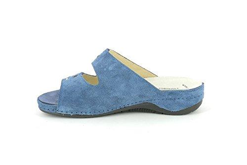 Donna Cala 40 GRUNLAND Ciabatta P Jeans CE0577 xR6Cnpqw4