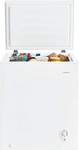 Frigidaire FFFC05M2UW Freezer with 5 cu. ft. Capacity, White Door,...