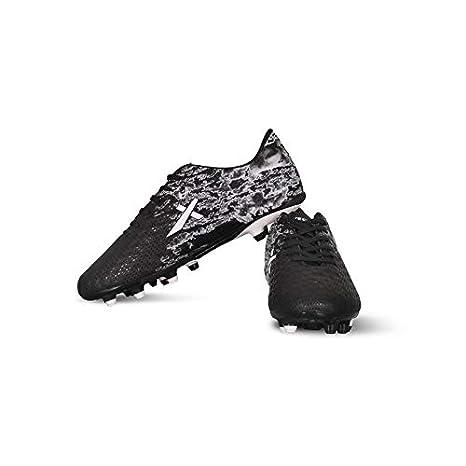 Vector X Turbo Football Shoes (Black