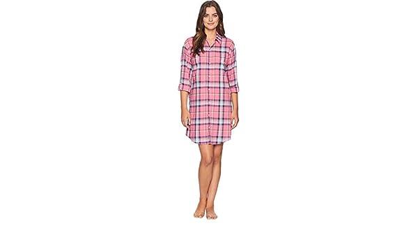 d00cd5cf18 Lauren Ralph Lauren Womens His Shirt Sleepshirt at Amazon Women s Clothing  store