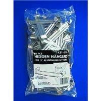 Amerimax Home Prod. 21018 Aluminum Hidden Gutter Hanger