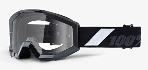 100% Strata Jr. Mud Goggle Goliath - Clear