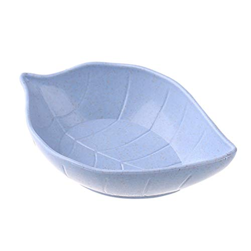 Chelsea Kitchen Sauce Pickles Seasoning Dish Leaf Blue Household Daily Products Blue Leaves