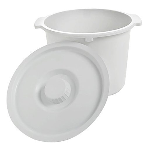 Pail and Lid Commode Accessory by Independence Medical by Independence Medical (Image #1)
