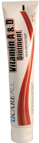 Careall 4 Oz Careall Vitamin A&D Ointment(Pack Of 72) by CareAll