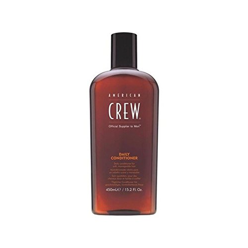 American Crew Daily Conditioner, 15.2 oz (Pack of 2)
