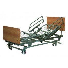 Lumex Eze-Lok-Head and Foot Boards, Rectangular laminate panels, Medium Oak finish, for use with AL75000 Embedded Staff Control - Each 1 - Rectangular Laminate Panels