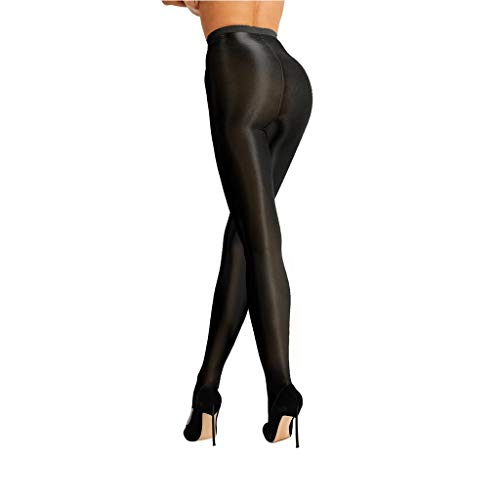 b16f8ca2a CHICTRY Women s 70D Shimmery Footed Tight Pantyhose Thickness Stockings