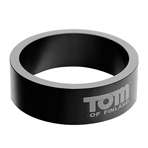 Tom of Finland Aluminum Cock Ring, 60 mm -  XR, LLC, 135790