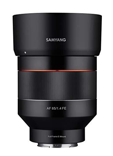 لنزهای آب بندی شده مخصوص سونی EY Mount Samyang SYIO85AF-E 85mm F1.4 Auto Focus