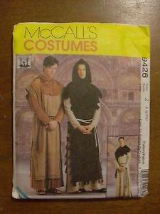 (McCall's COSTUMES Pattern #9426 SIZE: Z (L-XL)MEN'S RENAISSANCE)