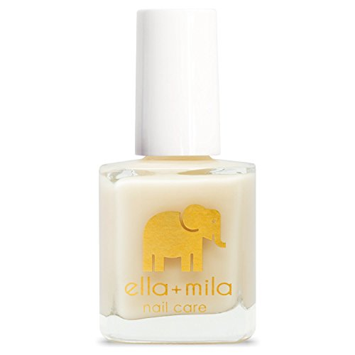 ella+mila Nail Care, Ridge-Filler Base Coat - All About the Base from ella mila