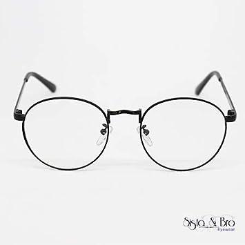 outlet à vendre vente officielle top design Johansson Noire -Sista & Bro Eyewear- Lunettes Repos anti ...