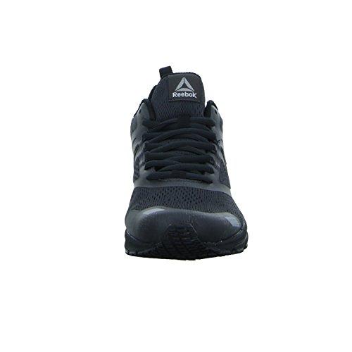 Reebok Ahary Runner, Zapatillas de Running para Hombre Negro (Black / Coal / Black)