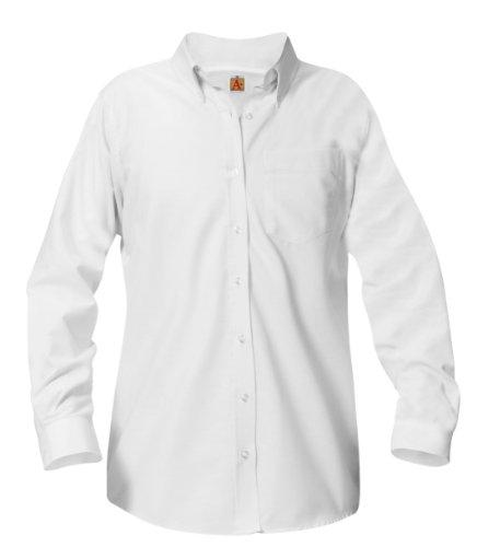 Sleeve School Uniform Oxford Blouse product image