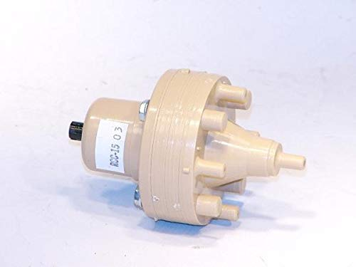 Pneumatic Relay - Bias Adjustment Reversing Pneumatic Relay with In-line Mounting (9 PSI Calibration)