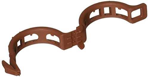 Grodan Twine Clips Mega Terracotta, 25mm,