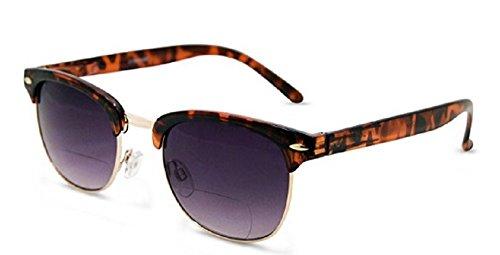 Semi Rimless Half Rim Metal Frame Wayfarer Full Sunreaders 2.00 - - Sunglasses Ribbon