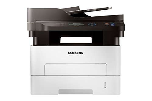Samsung Electronics SL-M2875DW/XAC Wireless Monochrome Multifunction Printer (SS351A) by HP