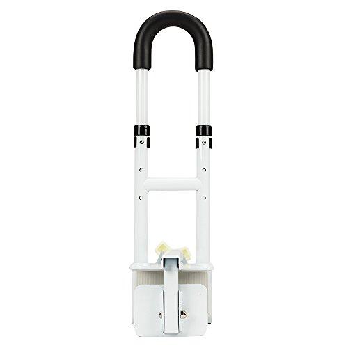 Azadx Bathtub Safety Bar, Medical Adjustable Height Bathtub Grab Bar Safety Rail by Azadx (Image #4)