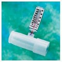 Hudson Thermometer with Thermometer Adapter, 50/Cs